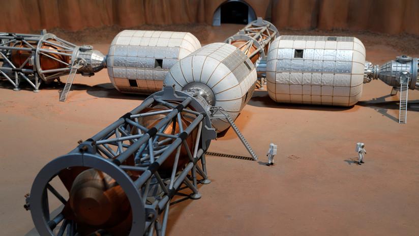 Las casas inflables en las que podrían vivir los astronautas de la NASA en la Luna