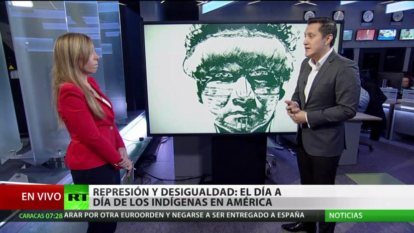Represión y desigualdad: el día a día de los indígenas en América