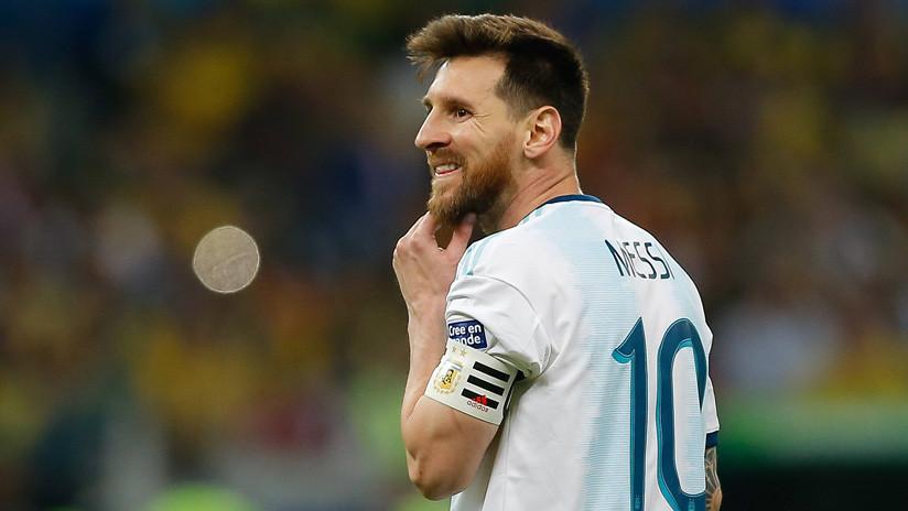 """Messi: """"Uno de los mayores errores de los argentinos es creernos los mejores, pero estamos lejísimos"""""""