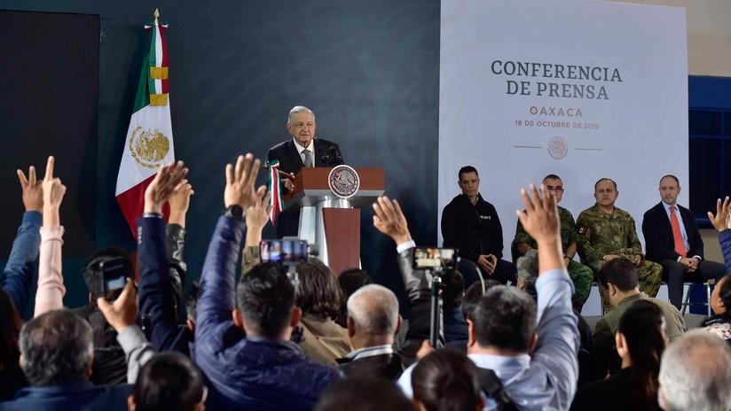 López Obrador dice que evitó una masacre... pero hay un problema