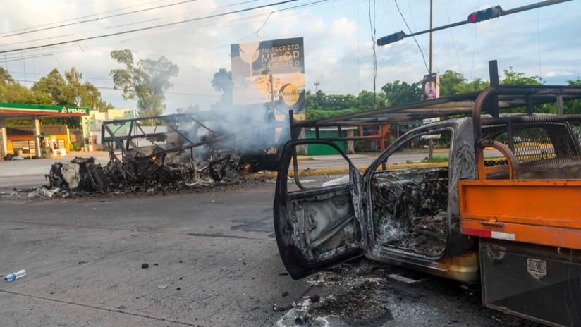 """Las repercusiones (y cabos sueltos) del operativo que terminó con el Estado mexicano """"sometido"""" por el Cártel de Sinaloa"""