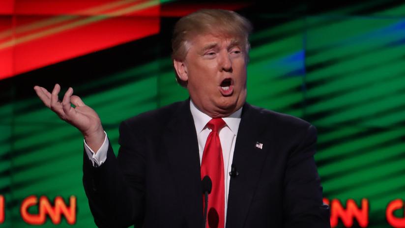 """Jefatura de la campaña de Trump amenaza con demandar a CNN por ataques """"injustos"""""""