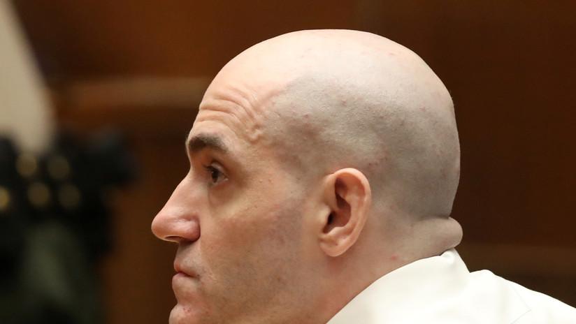 Proponen la pena de muerte para 'el destripador de Hollywood', quien mató a la exnovia de Ashton Kutcher