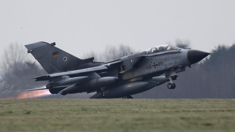 Alemania participa en maniobras de la OTAN para prepararse para el escenario de una guerra nuclear