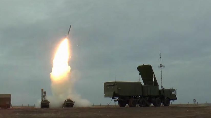 VIDEO: Los sistemas antimisiles rusos S-400 detienen con éxito ocho ataques 'enemigos' simulados