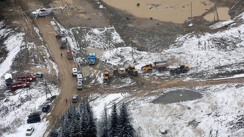 Al menos 15 personas mueren tras colapsar un dique en Rusia (VIDEO)