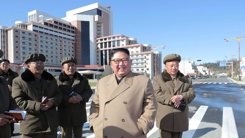 ¿Oculta Kim Jong-un una 'bomba' de peste porcina africana?