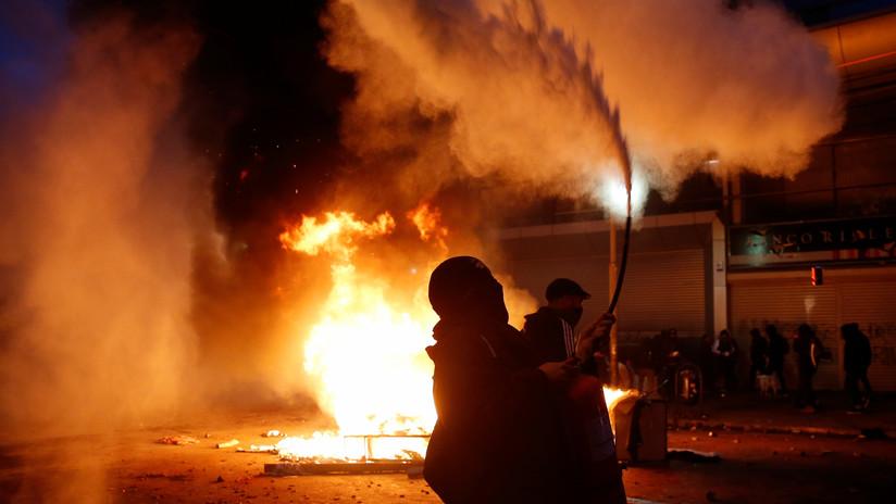 Piñera decreta el estado de emergencia en Valparaíso y Concepción