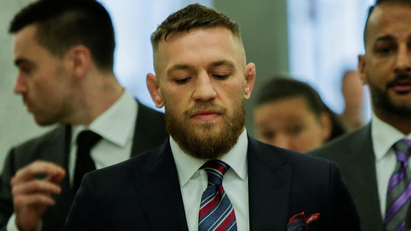 En el ojo del huracán: Investigan por agresión sexual a Conor McGregor por segunda vez este año