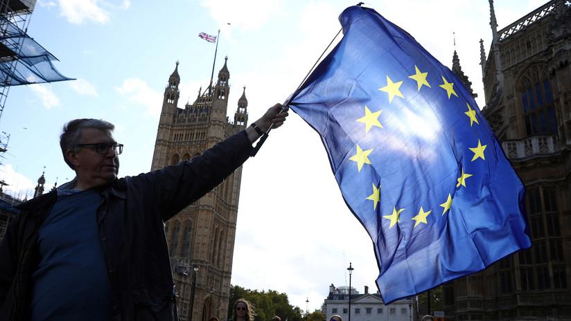 El Gobierno británico activa un plan de emergencia por si el país abandona la UE sin acuerdo