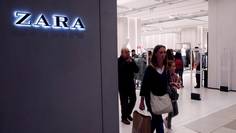España: Medio año de prisión para una mujer que hizo devoluciones de ropa vieja a Zara durante seis meses