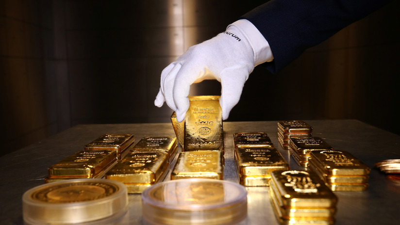 'Escudo de oro': Rusia asegura que puede soportar una fuerte caída de los precios del petróleo