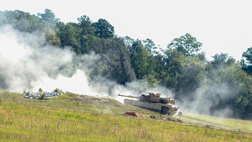 EE.UU: Al menos tres soldados muertos y tres heridos durante un entrenamiento militar