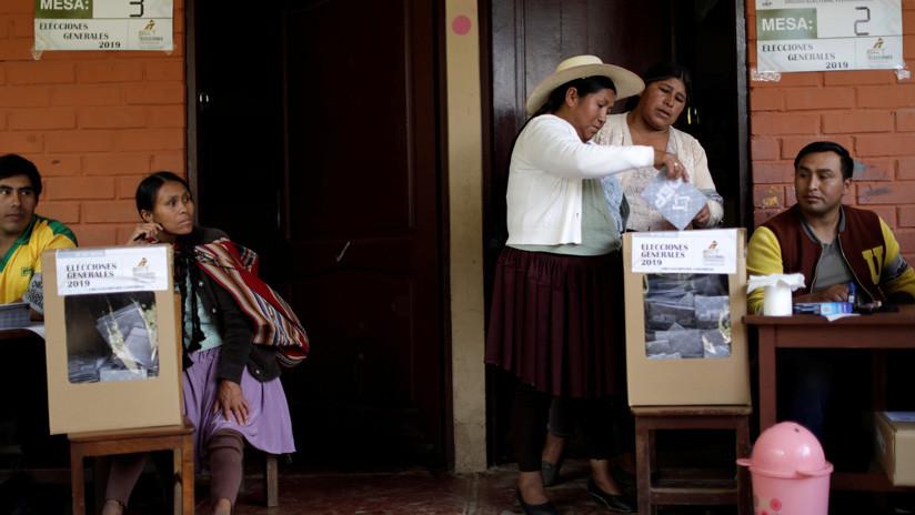 ¿Victoria de Evo Morales o segunda vuelta?: incertidumbre en Bolivia por los resultados electorales