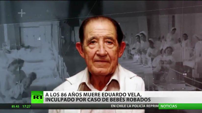 Fallece el doctor Eduardo Vela, juzgado por el caso de bebés robados en España durante la dictadura franquista