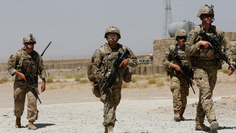 El Pentágono se estaría preparando para una abrupta retirada de tropas en Afganistán en caso de que Trump lo ordene
