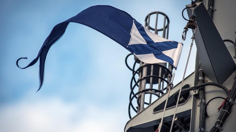 Un rompehielos ruso envía por error una señal de desastre frente a la costa de Noruega