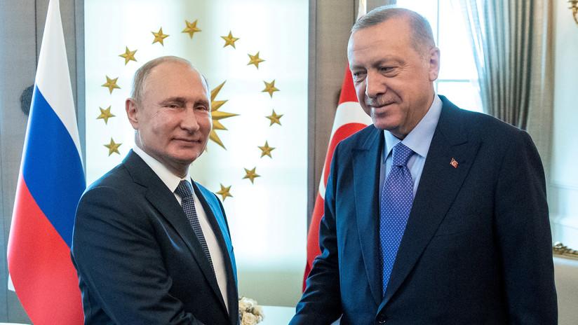 """""""La situación en la región es muy grave"""": inicia la cumbre entre Putin y Erdogan con discusiones en torno a Siria"""