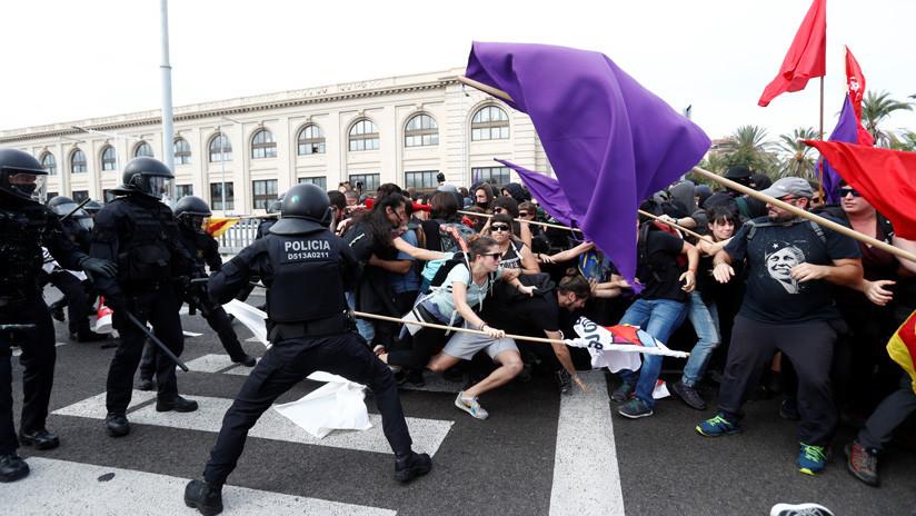 Guía de 5 puntos sobre la violencia policial en Cataluña (y el silencio de los medios de comunicación)