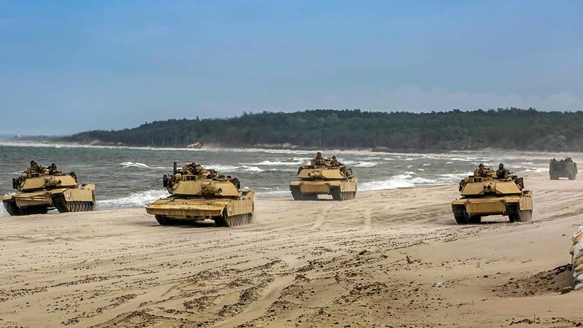 El Pentágono desarrolla un sistema de inteligencia artificial que podría revolucionar el desempeño de los tanques durante el combate