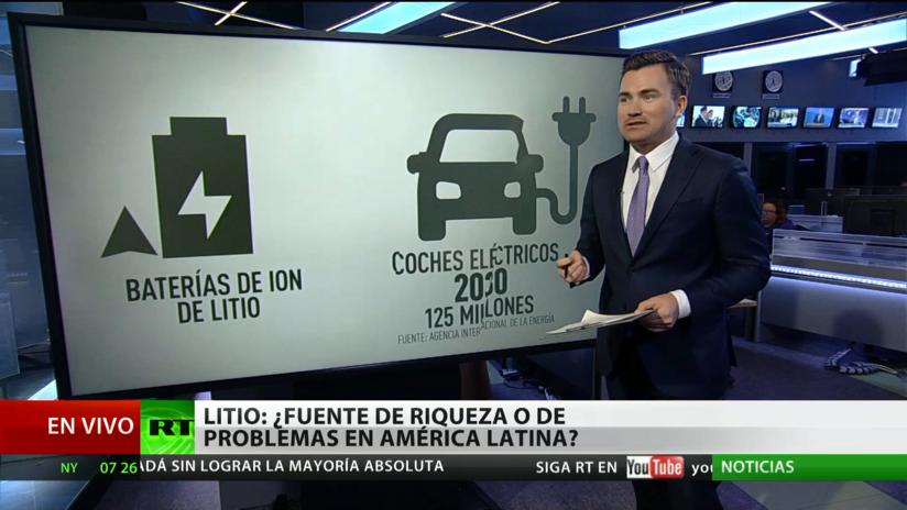 El litio: ¿fuente de riqueza o de problemas en América Latina?