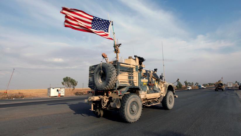 Solo derecho de tránsito: Irak niega autorización para permanecer en su territorio a las tropas de EE.UU. retiradas de Siria