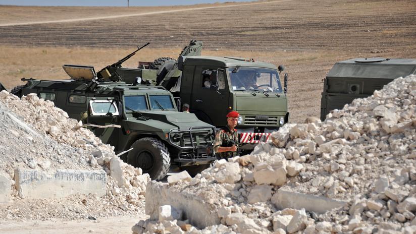 Moscú y Ankara acuerdan el despliegue de la Policía militar rusa y las tropas sirias fuera de la zona de operación turca en Siria