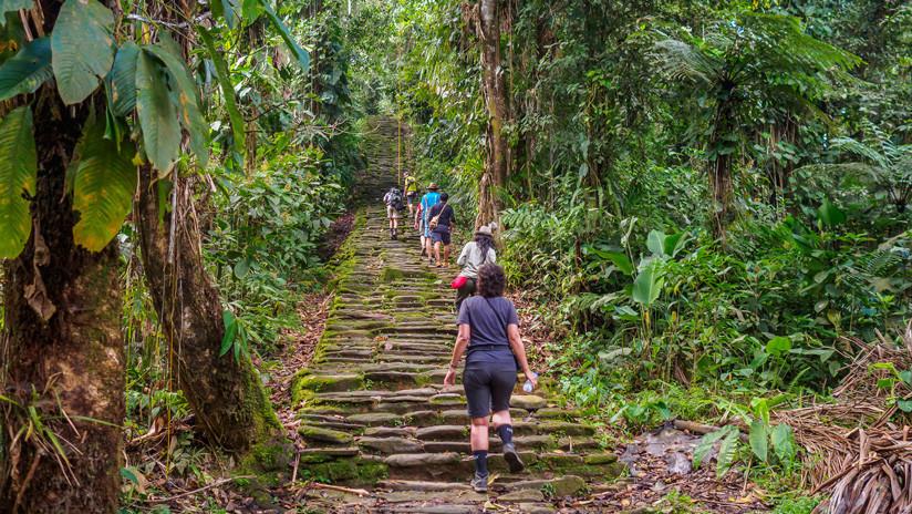 El descubrimiento de una nueva ciudad perdida en Colombia aviva la leyenda de El Dorado