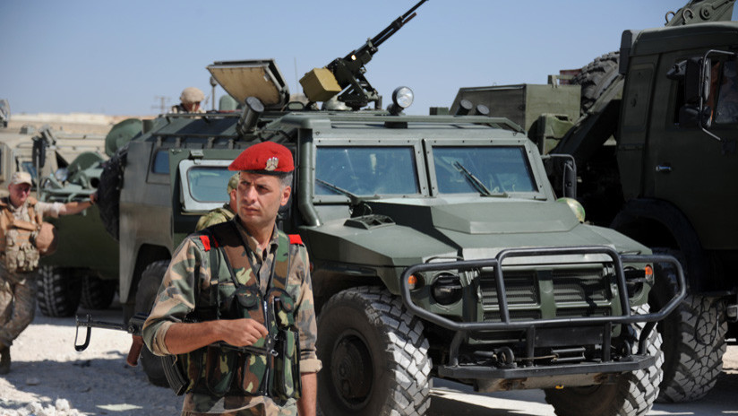 Kremlin: Al Assad está listo para desplegar a la Guardia Fronteriza siria en la frontera con Turquía junto con la Policía militar rusa