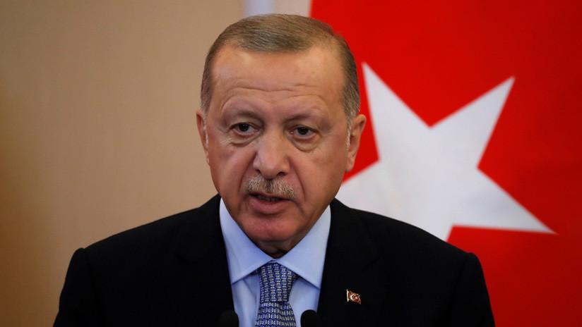 """Erdogan: """"EE.UU. no ha cumplido plenamente con sus compromisos en Siria y estamos listos para tomar las medidas necesarias al respecto"""""""
