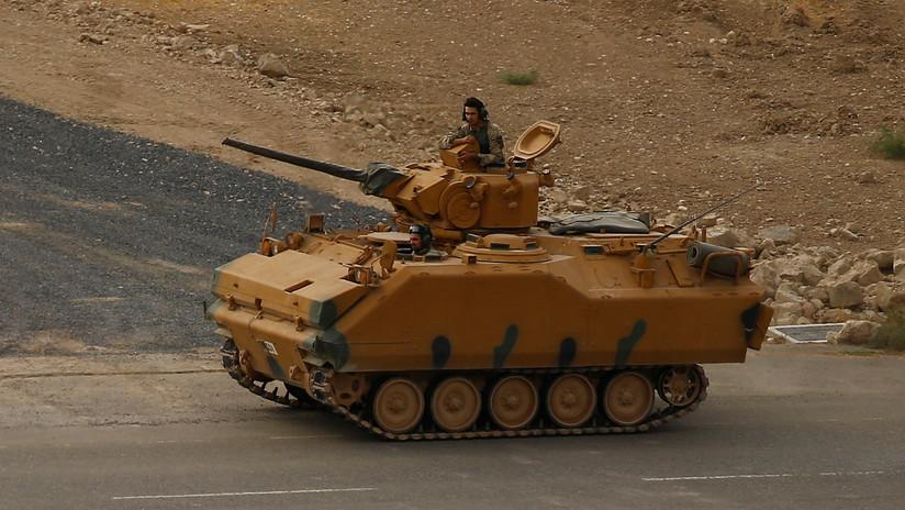 """""""Se está acabando"""": Lavrov anuncia el final del operativo turco 'Fuente de paz' en Siria"""