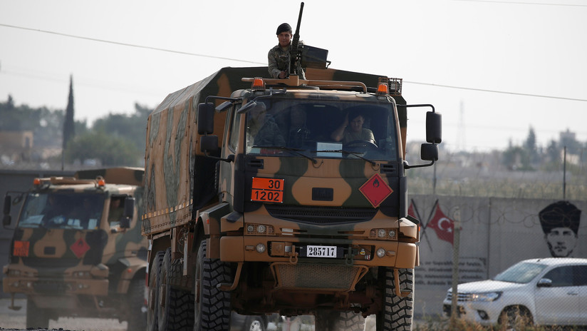 """Turquía: """"No hay necesidad de realizar una nueva operación en Siria en esta etapa"""""""