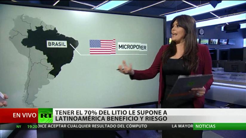 Disponer del 70 % del litio mundial supone para Latinoamérica un beneficio y un riesgo