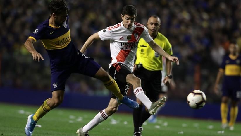 River Plate pasa a la final de la Copa Libertadores tras superar a Boca Juniors