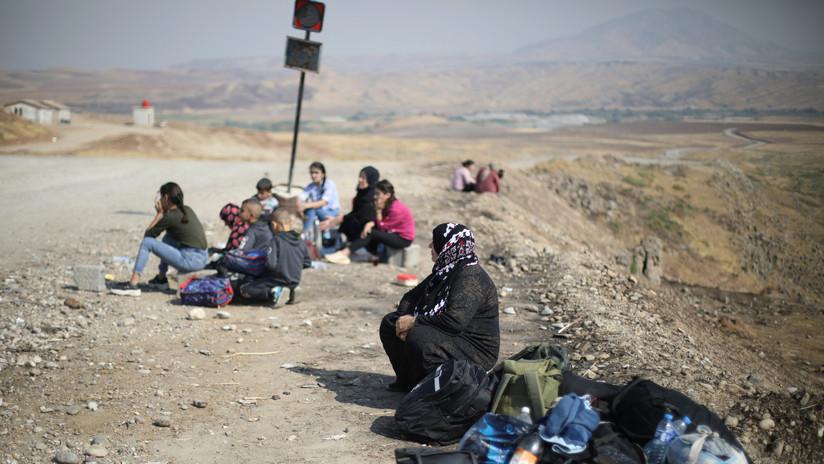 """Portavoz del Kremlin: """"EE.UU. traicionó a los kurdos y los obligó a luchar contra los turcos"""""""