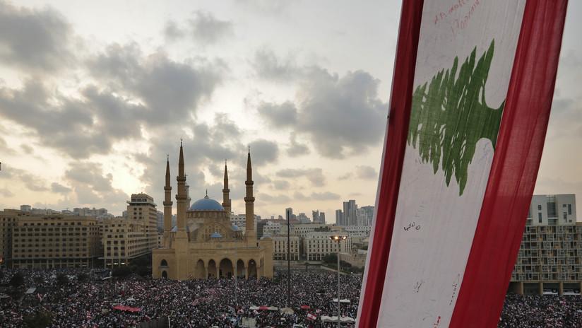 'La revolución del WhatsApp': cómo un impuesto de 0,20 dólares detonó protestas sin precedentes en Líbano