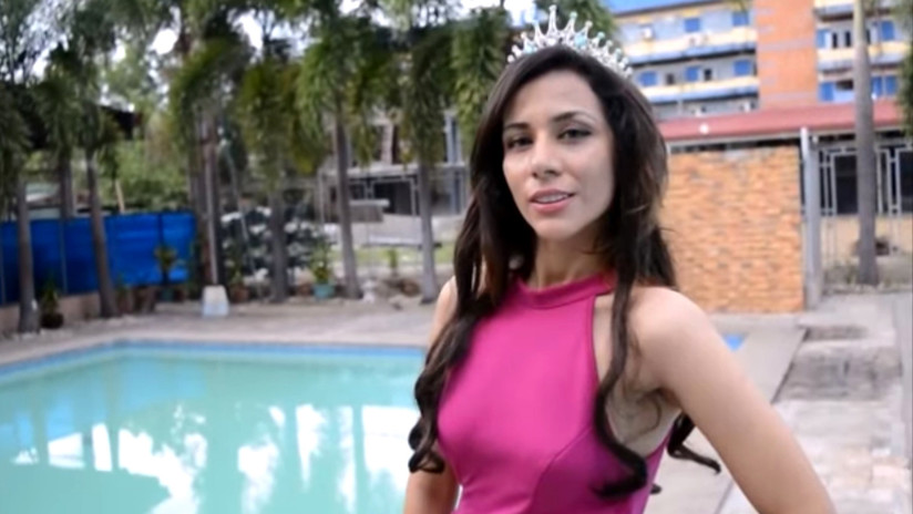 """""""Me matarán"""": una reina de belleza iraní pide asilo en Filipinas tras la emisión por Teherán de una alerta roja de Interpol"""