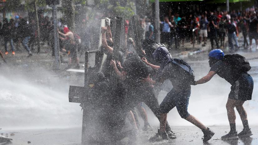 Un niño de 4 años entre los fallecidos por las protestas en Chile: la cifra se eleva a 18