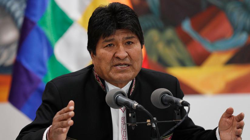 ¿Estado de emergencia en Bolivia?: lo que dijo Evo Morales y lo que está establecido en la Constitución