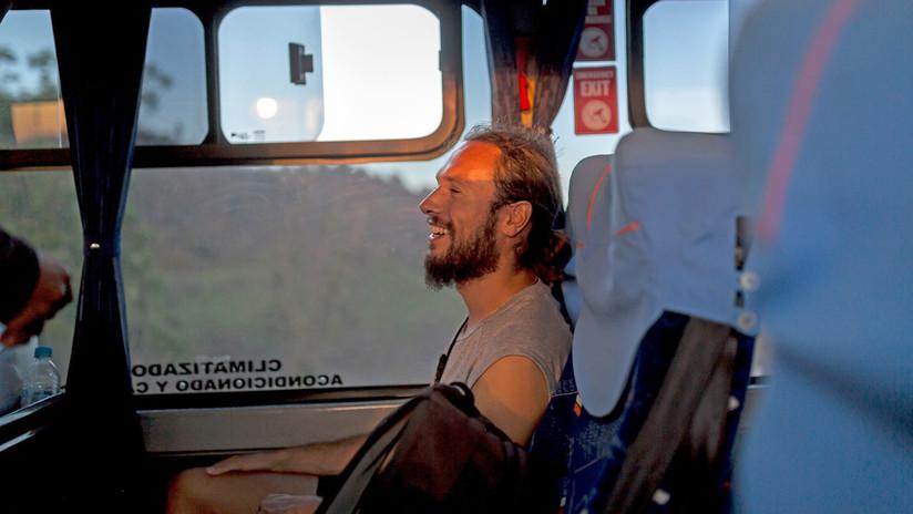 Subir y bajar en cualquier punto del camino: Wanderbus, otra forma de recorrer Ecuador