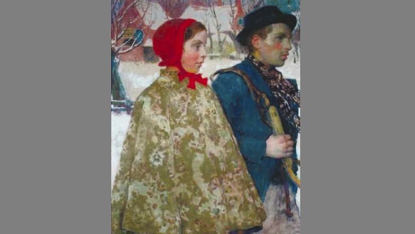 Hallan en un museo de EE.UU. una pintura robada por los nazis