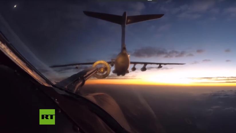 VIDEO: Dos 'Cisnes Blancos' de Rusia llegan a Sudáfrica para fortalecer la cooperación militar entre ambos países