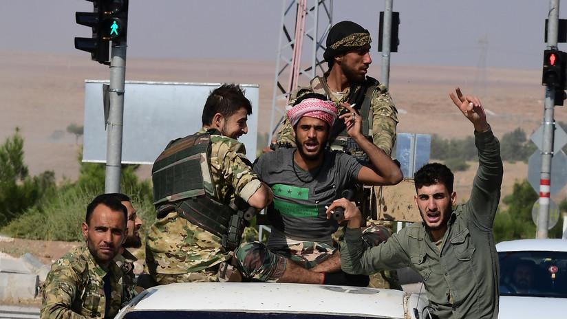 """EE.UU. afirma haber visto lo que considera """"crímenes de guerra"""" durante el operativo de Turquía en Siria"""