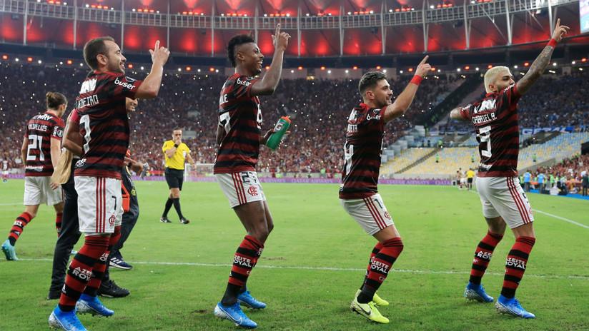 River Plate ya tiene rival: Flamengo vence al Gremio y disputará la final de la Copa Libertadores de América