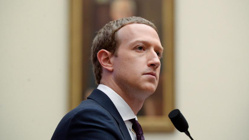 """""""Quiere pasar por encima de todos"""": recelo en el Congreso de EE.UU. por la criptodivisa de Zuckerberg y la veracidad de la publicidad en Facebook"""
