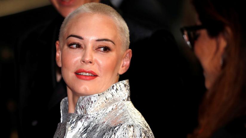 Rose McGowan denuncia el 'diabólico' intento de Harvey Weinstein para desacreditarla y hacerla callar