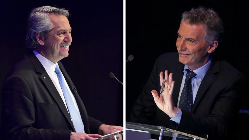 Argentina en vilo electoral: ¿habrá segunda vuelta entre Macri y Fernández?