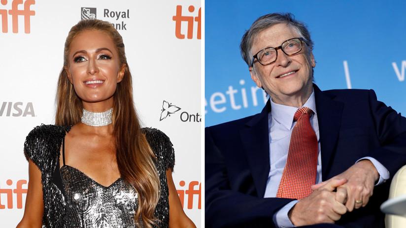 Paris Hilton y Bill Gates producen 10.000 veces más emisiones de carbono que cualquier persona