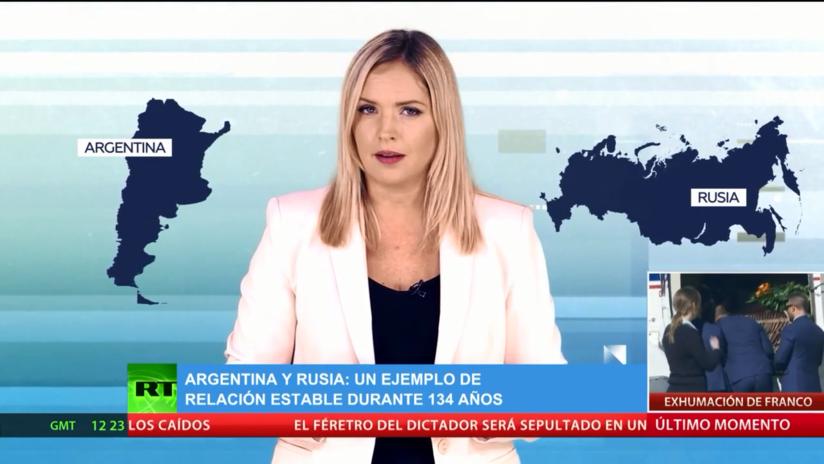 Argentina y Rusia: un ejemplo de estabilidad en las relaciones bilaterales durante 134 años