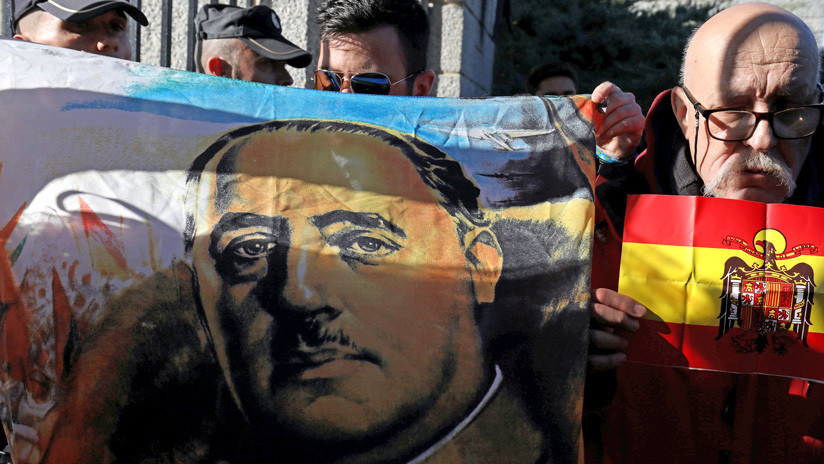 Exhumar a Franco, exhumar el franquismo